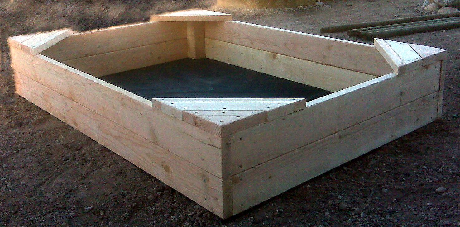 sand box designs